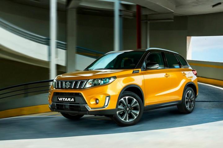 Suzuki Vitara New (2015 — )